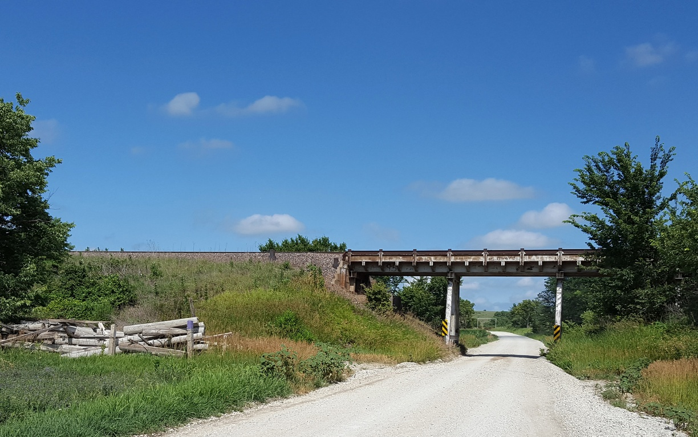 Bridge Over Nowhere