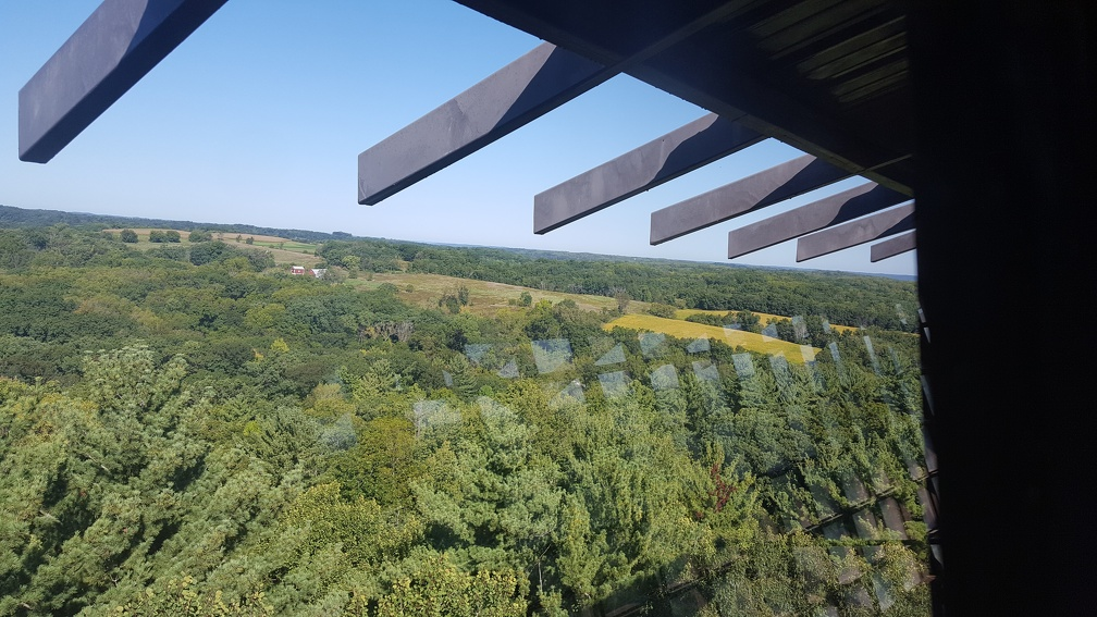 View from The Infinity Room.